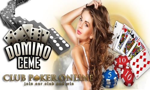 Poker online vs domino ceme